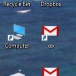 Gmailに一発アクセスできるデスクトップアイコンを作っちゃおう!