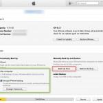 iPhoneとiTunesで容量表示が違う時の対処法